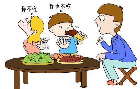 干扰儿童正常饮食规律